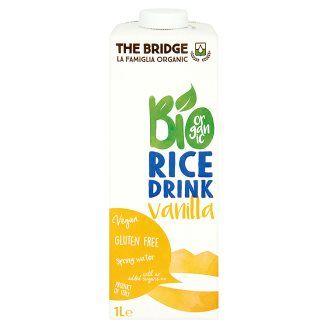 The Bridge BIO vaníliás rizsital 1 l - Tesco Bevásárlás
