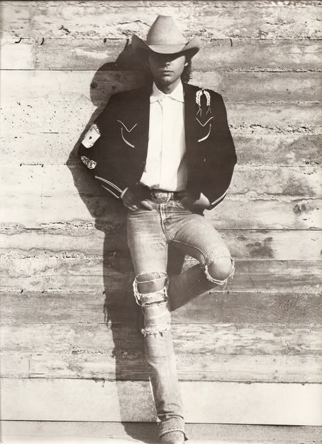 Dwight Yoakam. the original holy jeans cowboy.