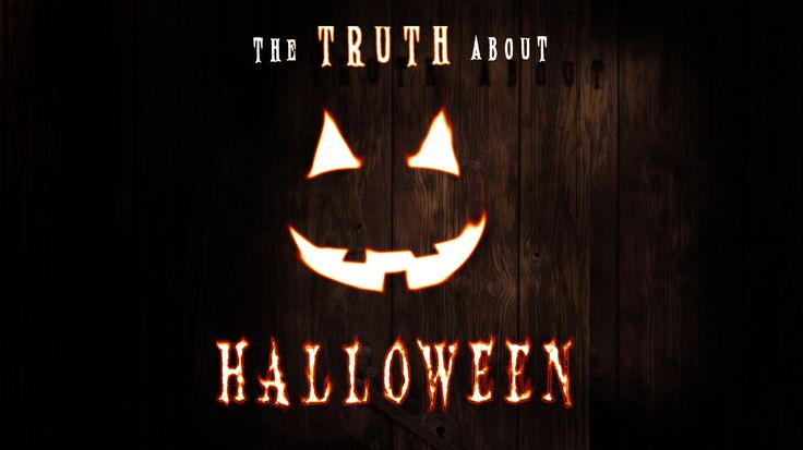 Why Christians Absolutely Should Not Celebrate Halloween