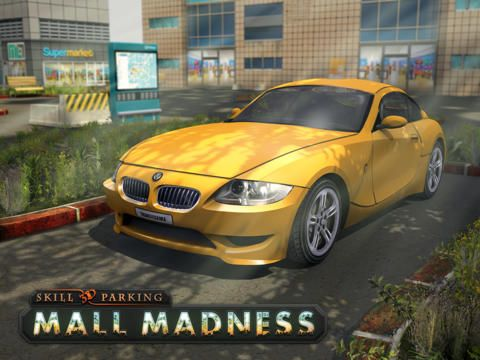 Skill 3D Parking - Mall Madness - Perfect combination of skill, creativity, and adventure. Test now your parking skills!  #Transylgamia #parking #games #simulation #appstore #ios