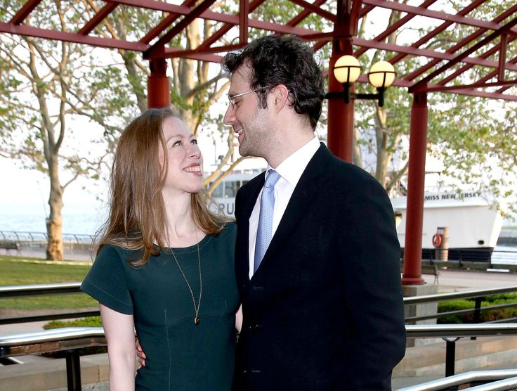 8 Things You Need to Know About Chelsea Clinton