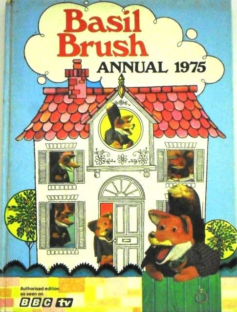 Basil Brush Annual
