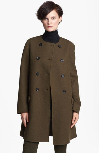 Vince Military Jacket available at #Nordstrom