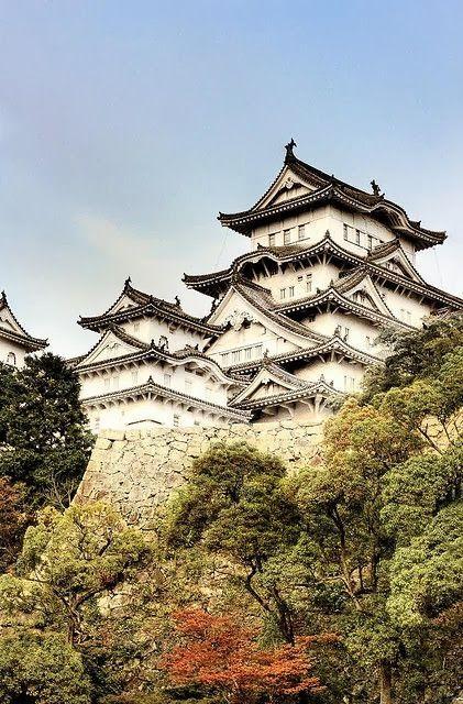 10 Most Beautiful Castles around the World - Himeji Castle, Japan