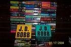 J.D. Robb:  In Death Series