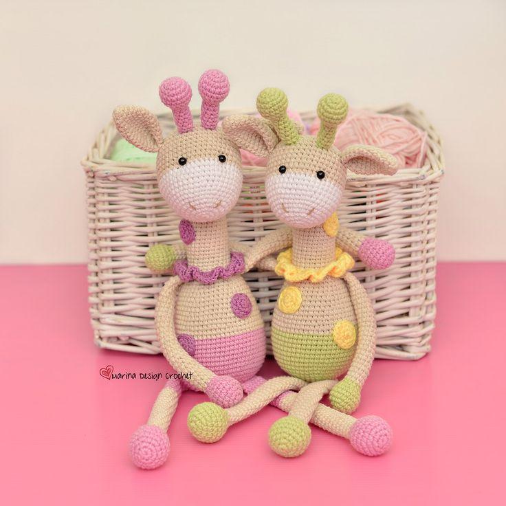 Toys by Marina Brichka   VK