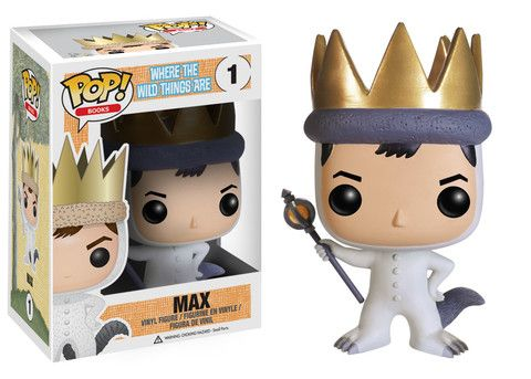 OMG I need it!   Pop! Books: Where the Wild Things Are - Max | Funko