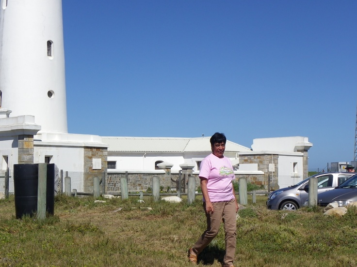 Seal Point is a lighthouse on Cape St. Francis in the Eastern Cape of South Africa. The lighthouse is operational, but also houses a museum.