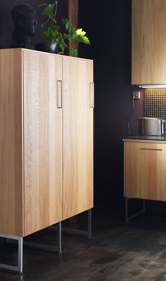 Flexible And Smart METOD Kitchen By IKEA   DigsDigs