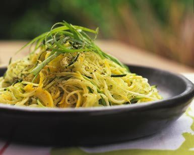 """What are Some Low-Carb Pasta Alternatives?: Zucchini """"Pasta"""" and other tips!!!"""