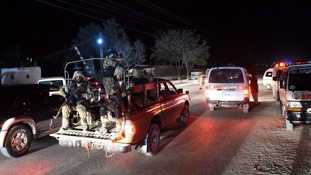 At least 60 killed, over 100 injured in Pak police academy attack - http://thehawk.in/news/at-least-60-killed-over-100-injured-in-pak-police-academy-attack/