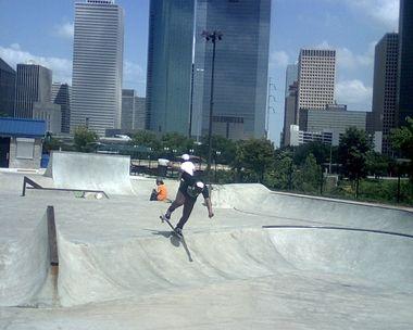 downtown skatepark houston texas - Google Search