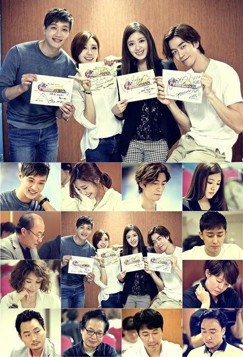 'Trot Lovers' cast Eunji, Ji Hyun Woo, Shin Sung Rok, and more gather for first script reading