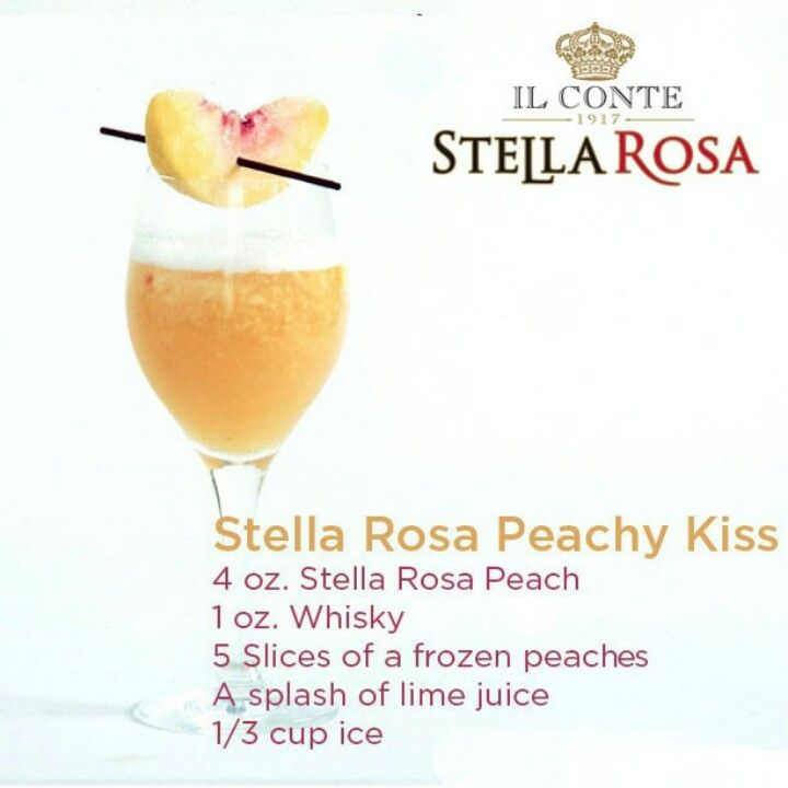 Stella rosa, please come to Utah !!! I wanna try this !