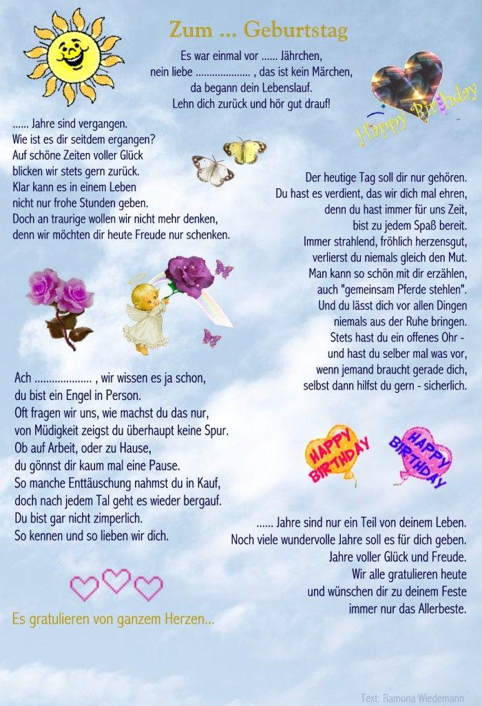 Lustige Gluckwunsche Zum Geburtstag Pinterest Bita Hesbani