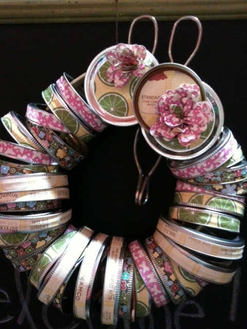 11 best jar lids upcycle reuse recycle repurpose diy images on pinterest mason jar lids. Black Bedroom Furniture Sets. Home Design Ideas