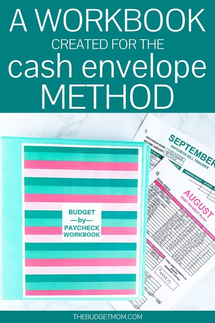 2019 Budget-by-Paycheck Workbook (Digital Download) | Pay