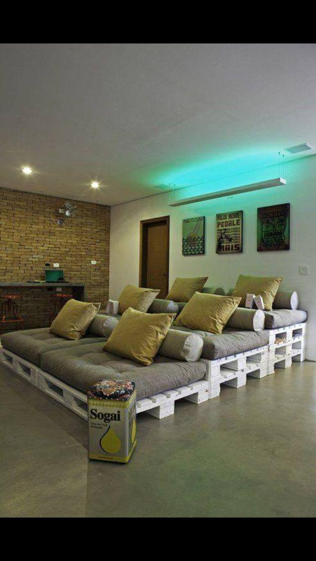 Home cinema