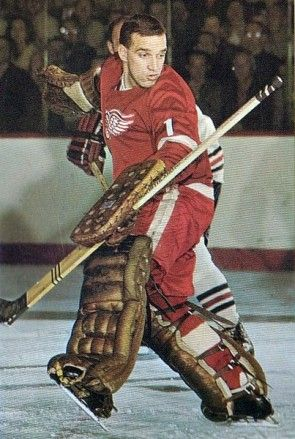 Roger Crozier - Red Wings