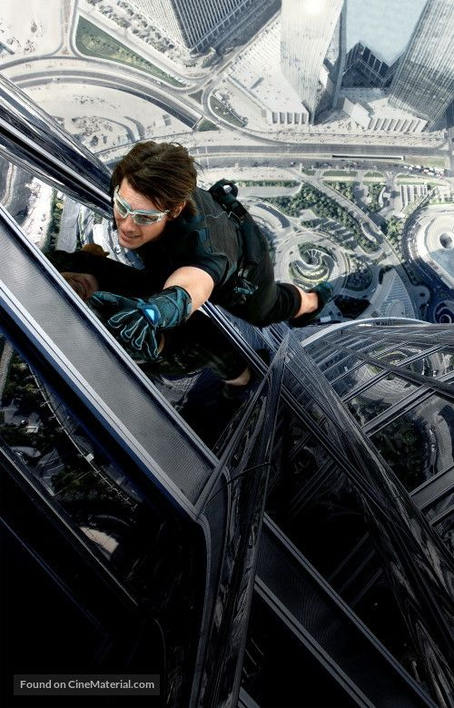 Mission: Impossible - Ghost Protocol V