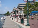 Georgetown Waterfront in D.C.  So much fun and great memories!