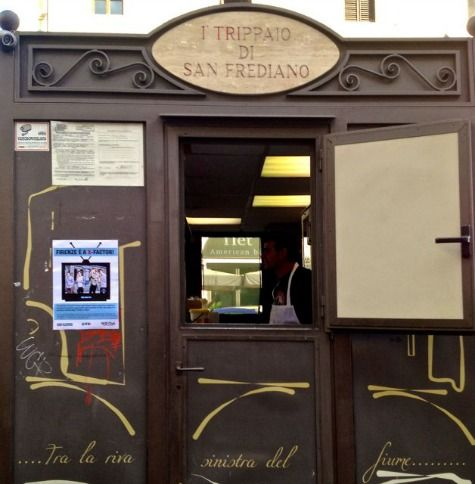 L' Trippaio Di San Frediano: Where to Eat and Stay in Florence and Tuscany http://www.browsingitaly.com/tuscany/eat-stay-florence-tuscany/1639/