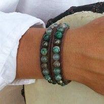 Mens Tribal Wrist Wrap