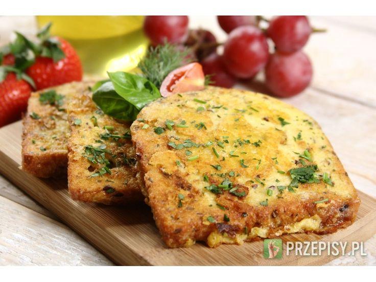 Francuskie tosty serowe