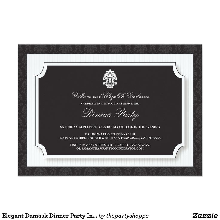 45 best Party Invitations images on Pinterest | Party invitations ...