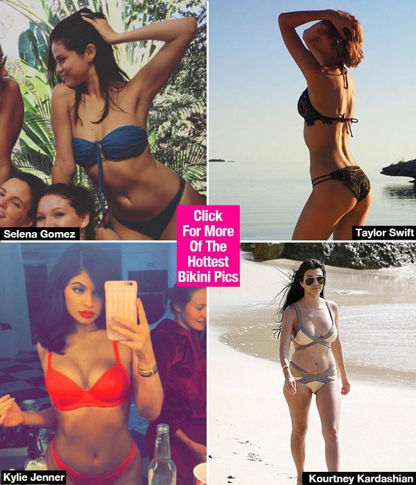 Selena Gomez & More: The 16 Hottest Bikini Pics To Get You Ready For Summer