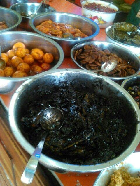 Nasi Jamblang..cirebon,Indonesia