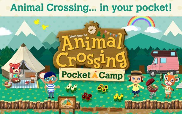 Animal Crossing: Pocket Camp has a surprise for iOS and Android Well this is a pleasant little surprise: just a day after announcing the release date for Animal Crossing: Pocket Camp Nintendo has launched the game early. Animal Crossing: Pocket Camp is now live on the iOS App Store and Google Play Store launching a day earlier than its originally announced release date of November 22. This is true at least  Continue reading #pokemon #pokemongo #nintendo #niantic #lol #gaming #fun #diy