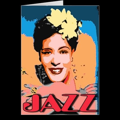 Jazz Music Greeting card We produce bespoke, on demand custom recorded music and audio greeting cards.