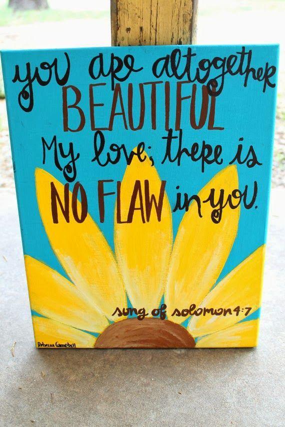 bible+verses+painted+rocks | Bible Verse