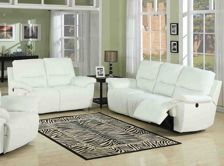 24 best leather living room set images on Pinterest Leather - white living room sets