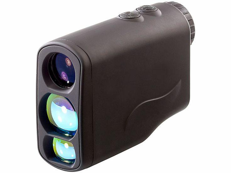 Zavarius Laser Entfernungs und Geschwindigkeitsmesser, 6x21 - Geschwindigkeitsmessung / Laserent...