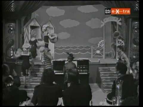 Italiane: Mina, Raffaella Carrà e Monica Vitti - BELLEZZE AL BAGNO (1974)