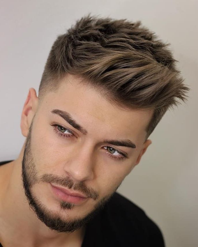 Mensfashion Vip Hair Haircut Barber Barbers Barbershop Menshair Menslook Hairstyle Barbergang Mens Hairstyles Short Mens Haircuts Short Hair Styles