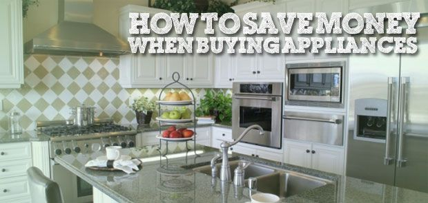 What are some things you can do to save when you're shopping for appliances for your home? Here are some tips and tricks to get the best deal.