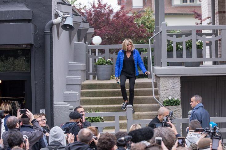 Brigitte Trogneux, la mujer de Macron, en cinco claves de estilo   Telva.com