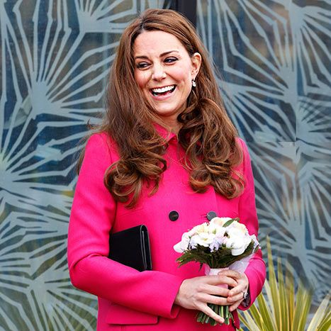 """Kate Middleton Is """"In Good Spirits"""" Ahead of Royal Baby Birth: Details - Us Weekly"""