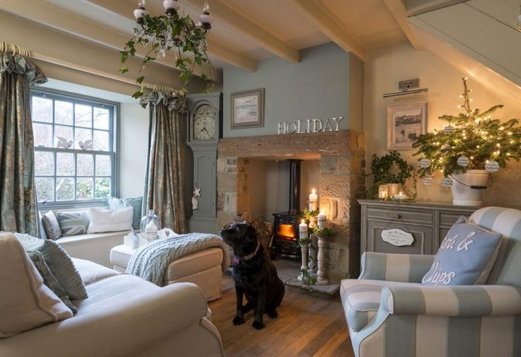 25 Beautiful Homes magazine. This is our gorgeous holiday rental cottage near Whitby.