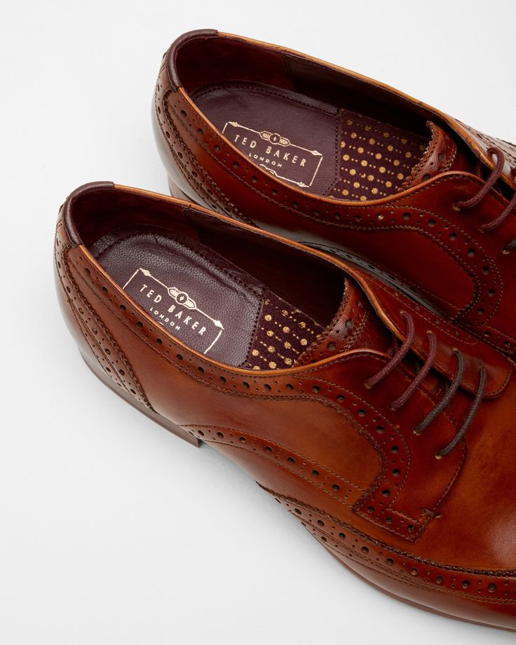 Iront, Derbys Homme, Marron (Brown), 46 EUTed Baker