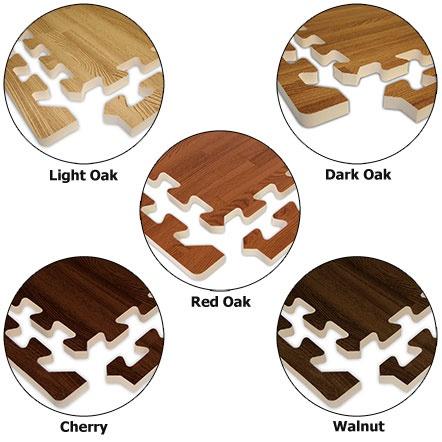 Wood Grain Foam Flooring great for kids play room! - Best 25+ Foam Flooring Ideas Only On Pinterest Garage Playroom