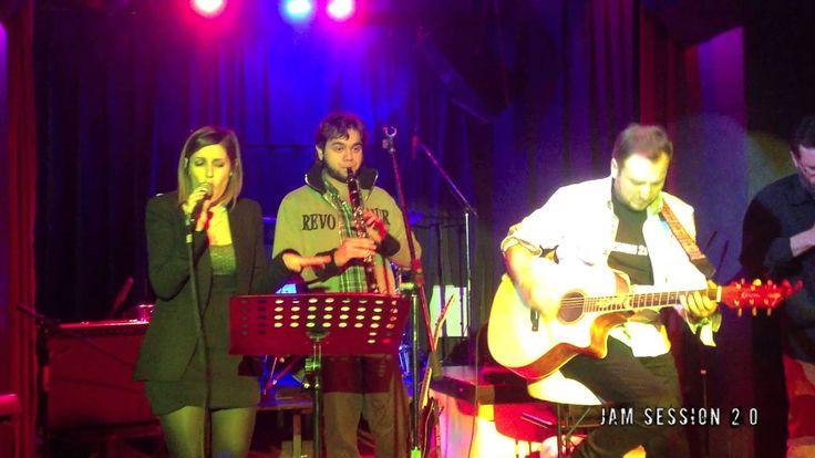silviaRos_jam session night 2.0 #musica #jamsession #jamsessionnight20  #jamsession20 #social #faiunclicksalisulpalco #livemusic
