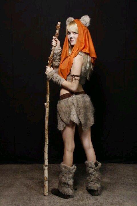 ... Costumes, Female Halloween Costumes, Female Costumes, Stars Wars, Ewok