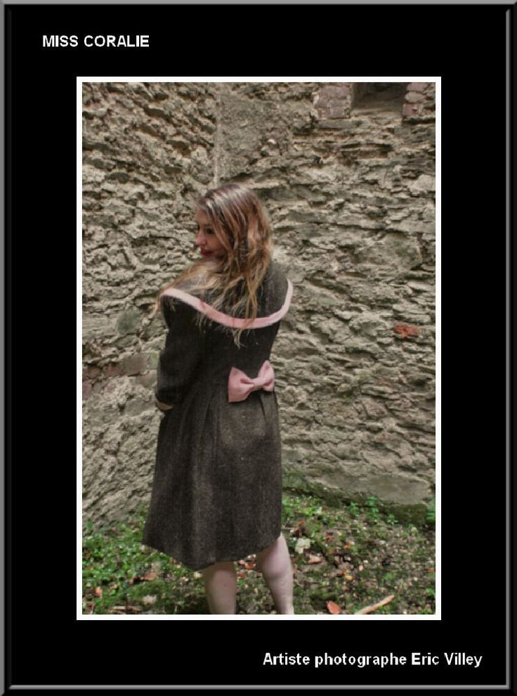 shoot...MISS CORALIE by Artiste photographe amateur--ERIC VILLEY
