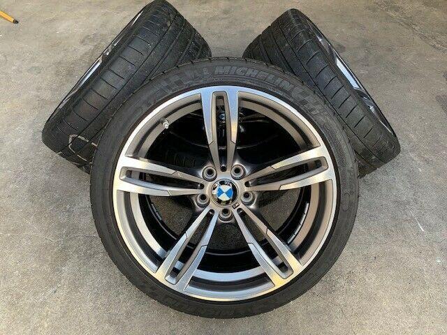 Ebay Sponsored Bmw F80 M3 F82 F83 M4 Styling M437 19 Zoll Sommerrader Original Felgen Gts 437 Felgen Alufelgen Autos Und Motorrader