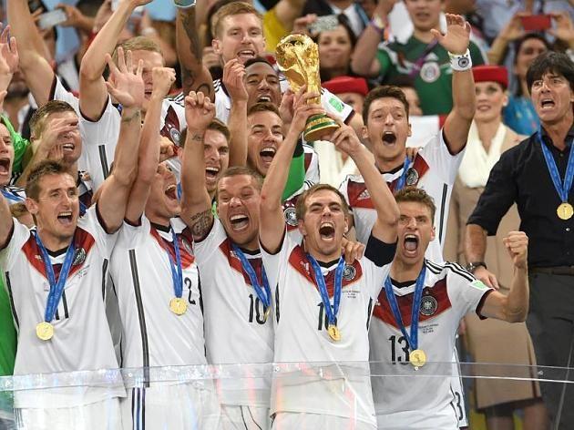 2014 wurde Klose mit der Nationalmannschaft in Brasilien Weltmeister.