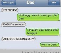 funny names for father's day